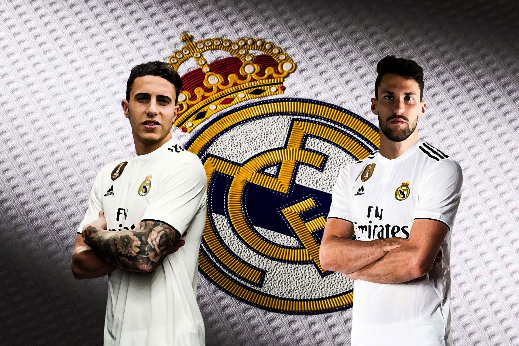 Mario Hermosa & Mario Pedraza to Real Madrid