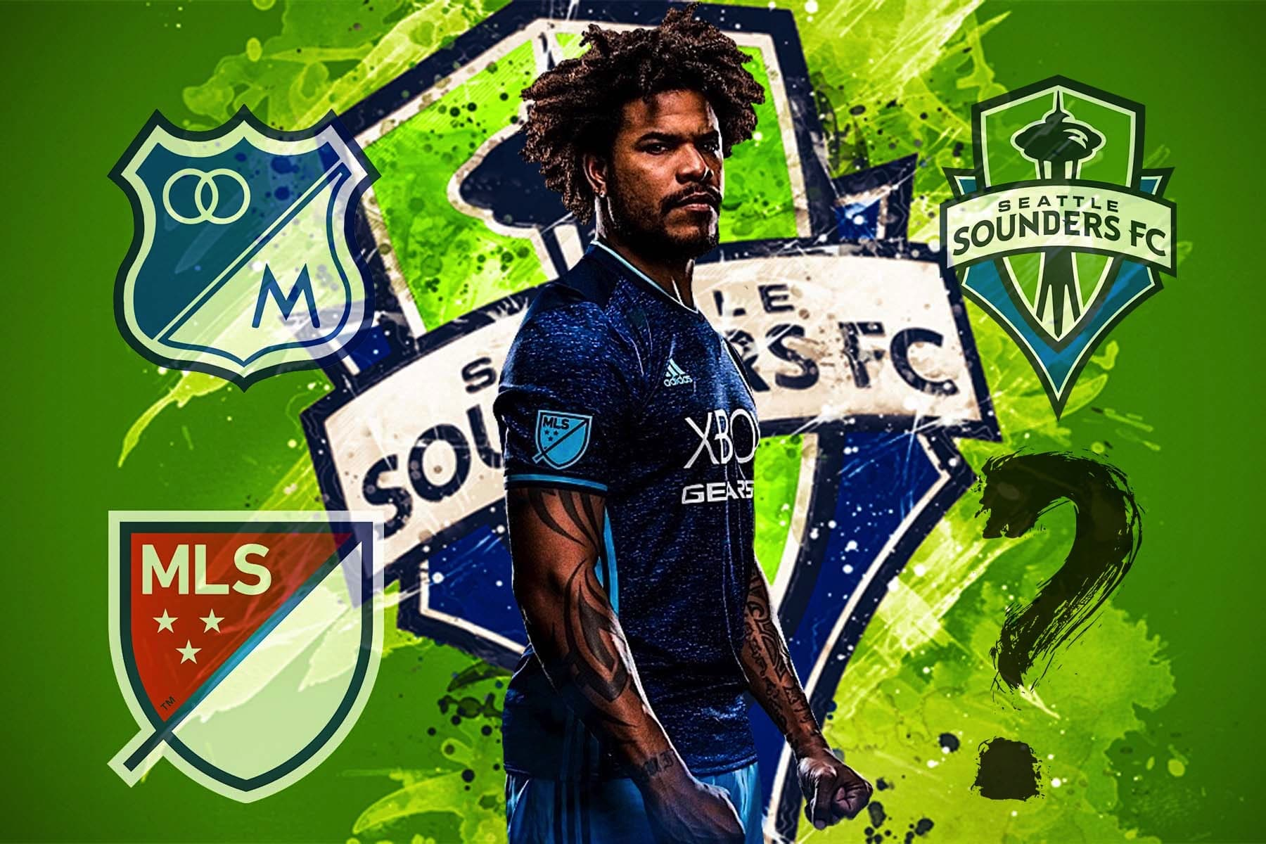 Roman Torres - Seattle Sounders CB