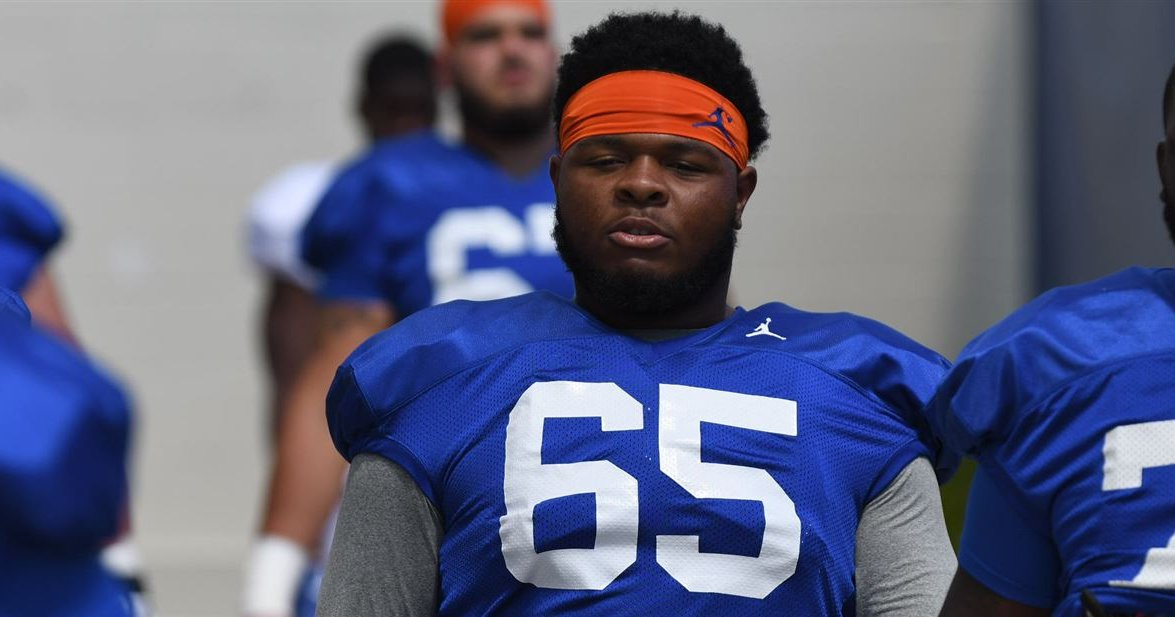 Interview with Florida OT Jawaan Taylor
