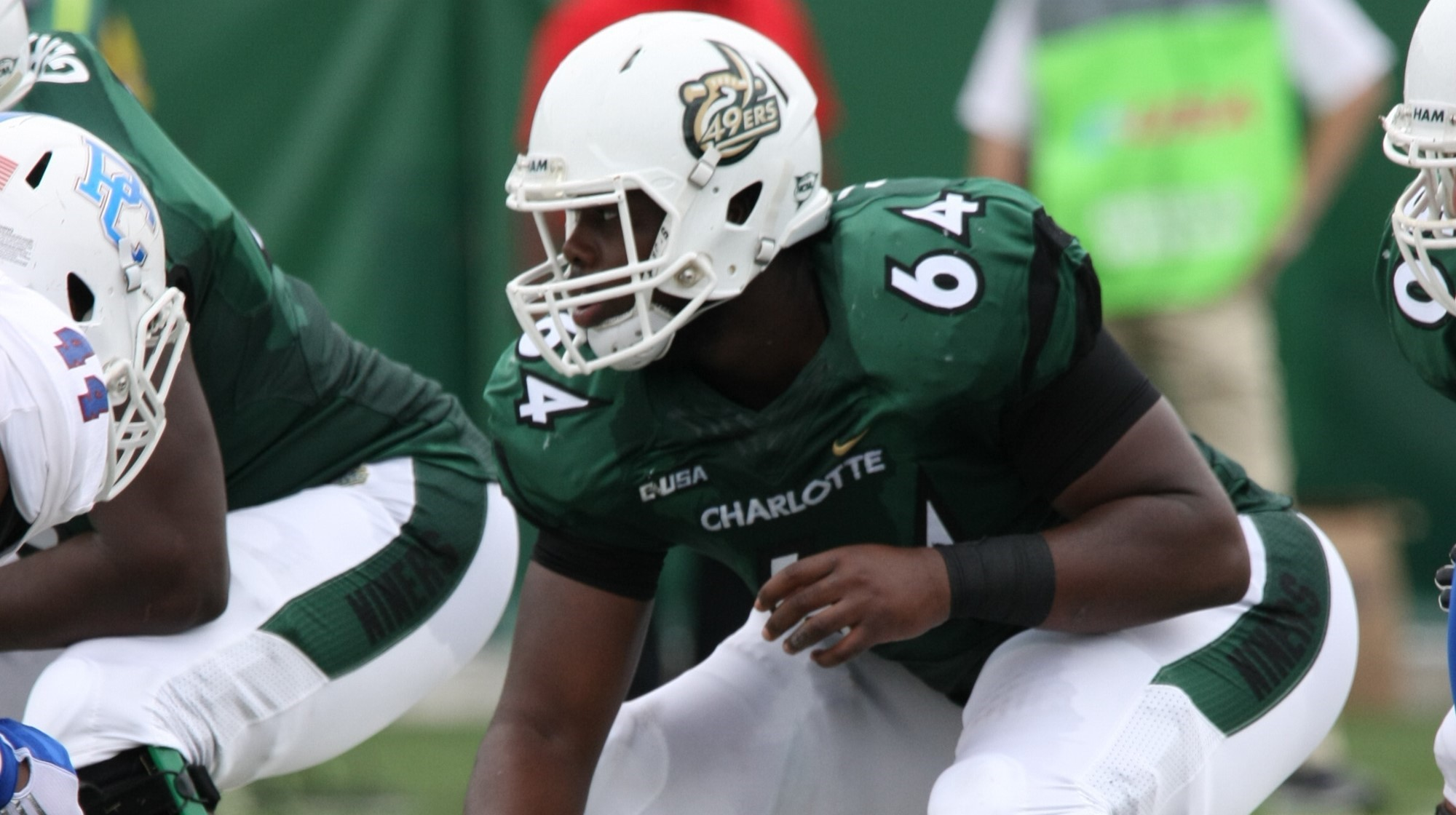 Interview with Charlotte OG Nate Davis