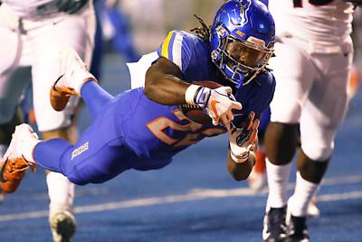 Interview with Boise State RB Alexander Mattison