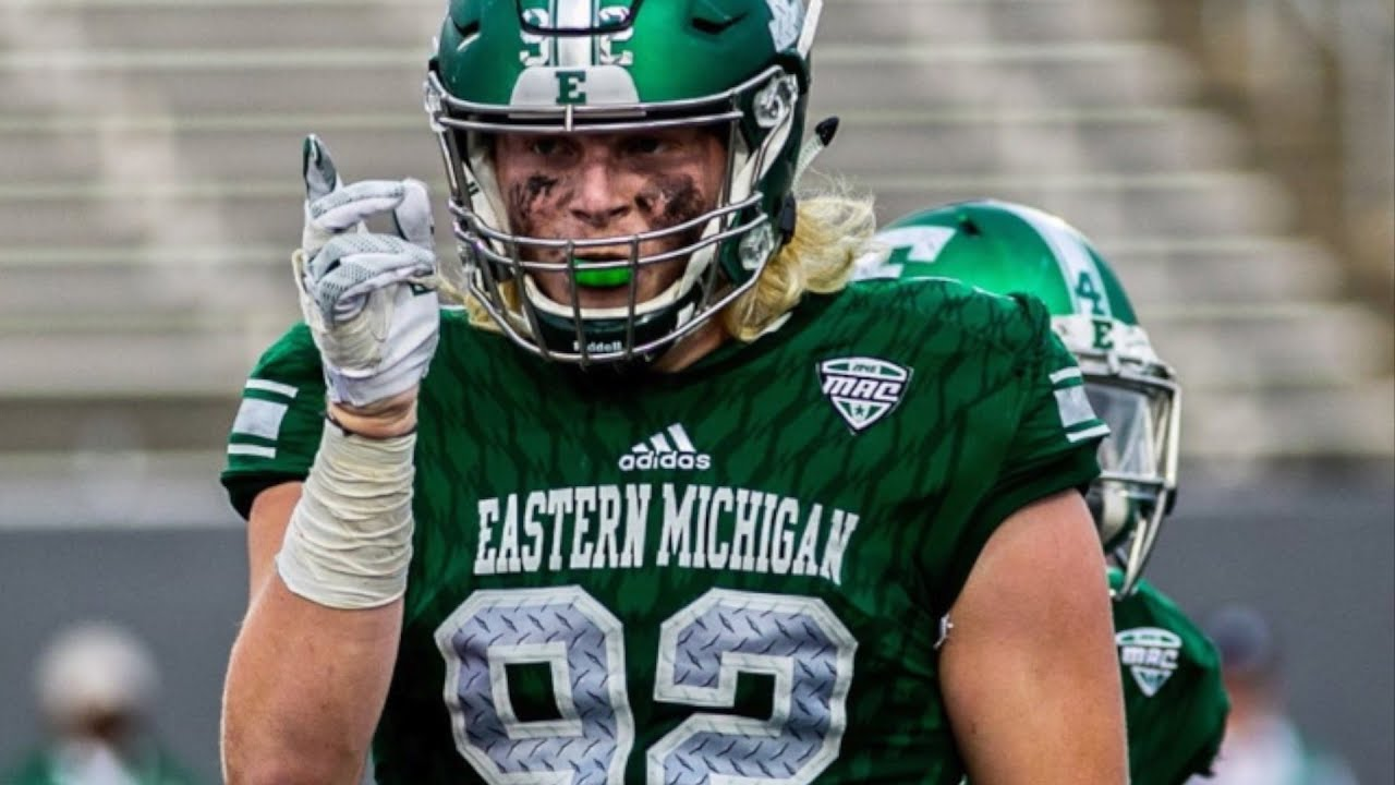 Interview with Eastern Michigan Edge Maxx Crosby