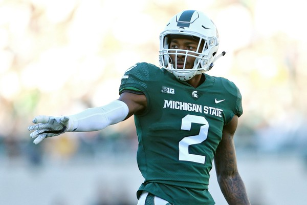 Justin-Layne-CB-Michigan-State