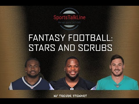 Fantasy Football: Stars and Scrubs – Episode 2