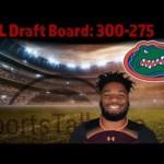 STL Draft Talk - Late Round Talent on the Big Board: 300-275