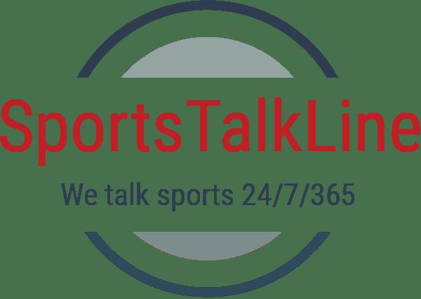 Sports Talk Line Logo