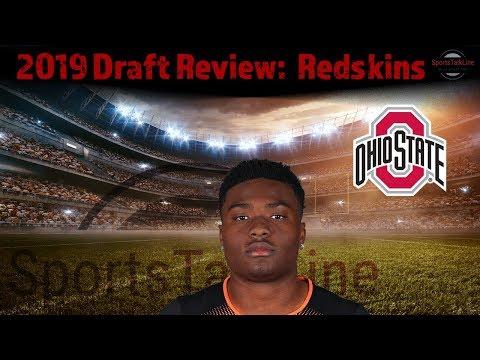 STL Draft Talk: Redskins 2019 Draft Recap