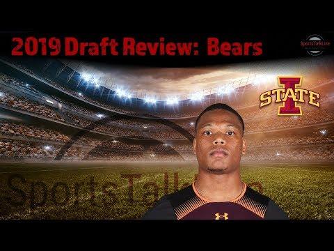 STL DraftTalk: Bears 2019 Draft Recap