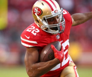 49ers Running Back Battle