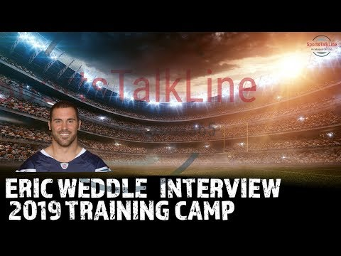 Eric Weddle Interview | Post Chargers Rams Scrimmage | Aug 1