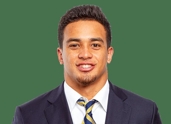Alohi Gilman Notre Dame FS   2020 NFL Draft Profile