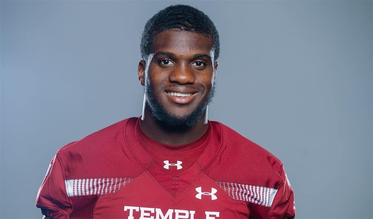 Kenny Yeboah Temple profile