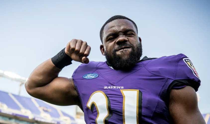 Mark-Ingram-III Baltimore Ravens