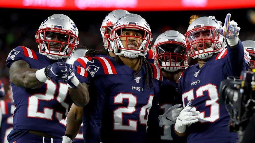Patriots-Defense