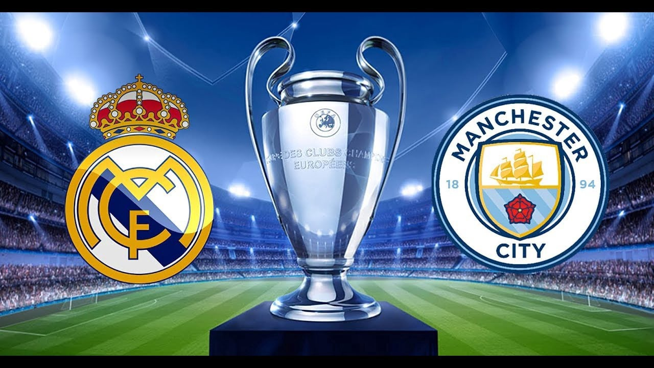 Real Madrid vs Manchester City UCL