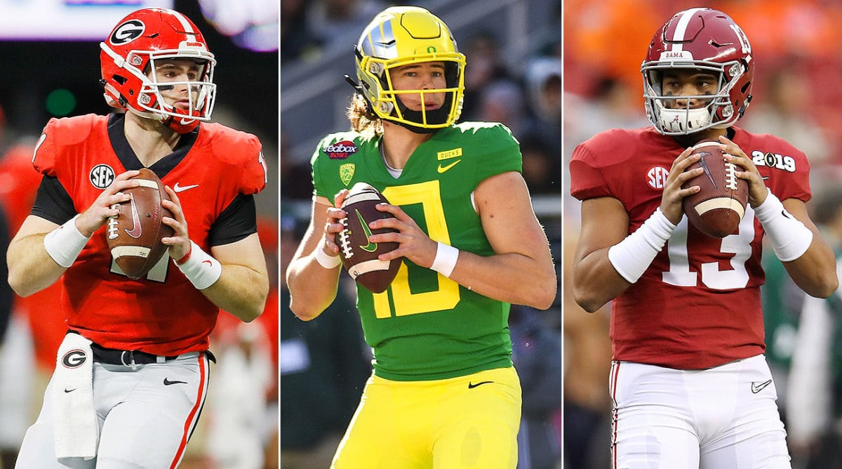 2020 NFL Draft QB Picks Review
