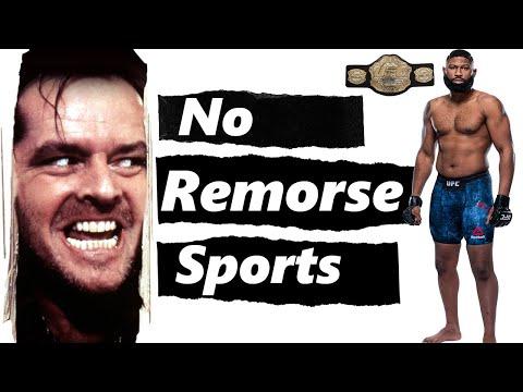 Curtis Blaydes Denied Title Bout by Dana White - No Remorse Sports