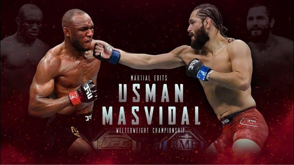 UFC 251 Masvidal Was No Match For Usman
