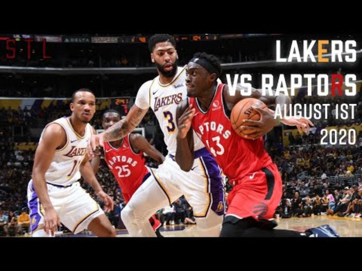 Lakers Vs Raptors HIGHLIGHTS From Full Game | NBA August 1st 2020