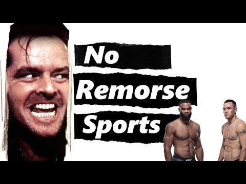 Tyrone Woodley vs Colby Covington | No Remorse Sports
