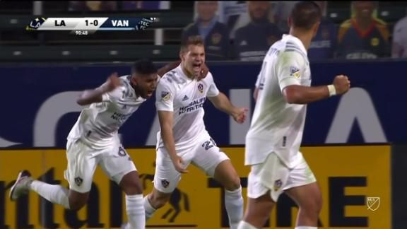 Doom, Gloom, And Sorrow Whitecaps At LA Galaxy Fall 1-0 1