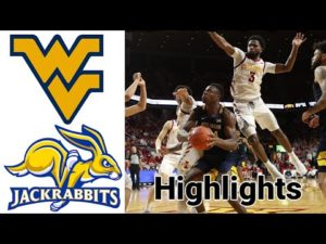 West Virginia vs South Dakota State Highlights | NCAA Basketball November 25