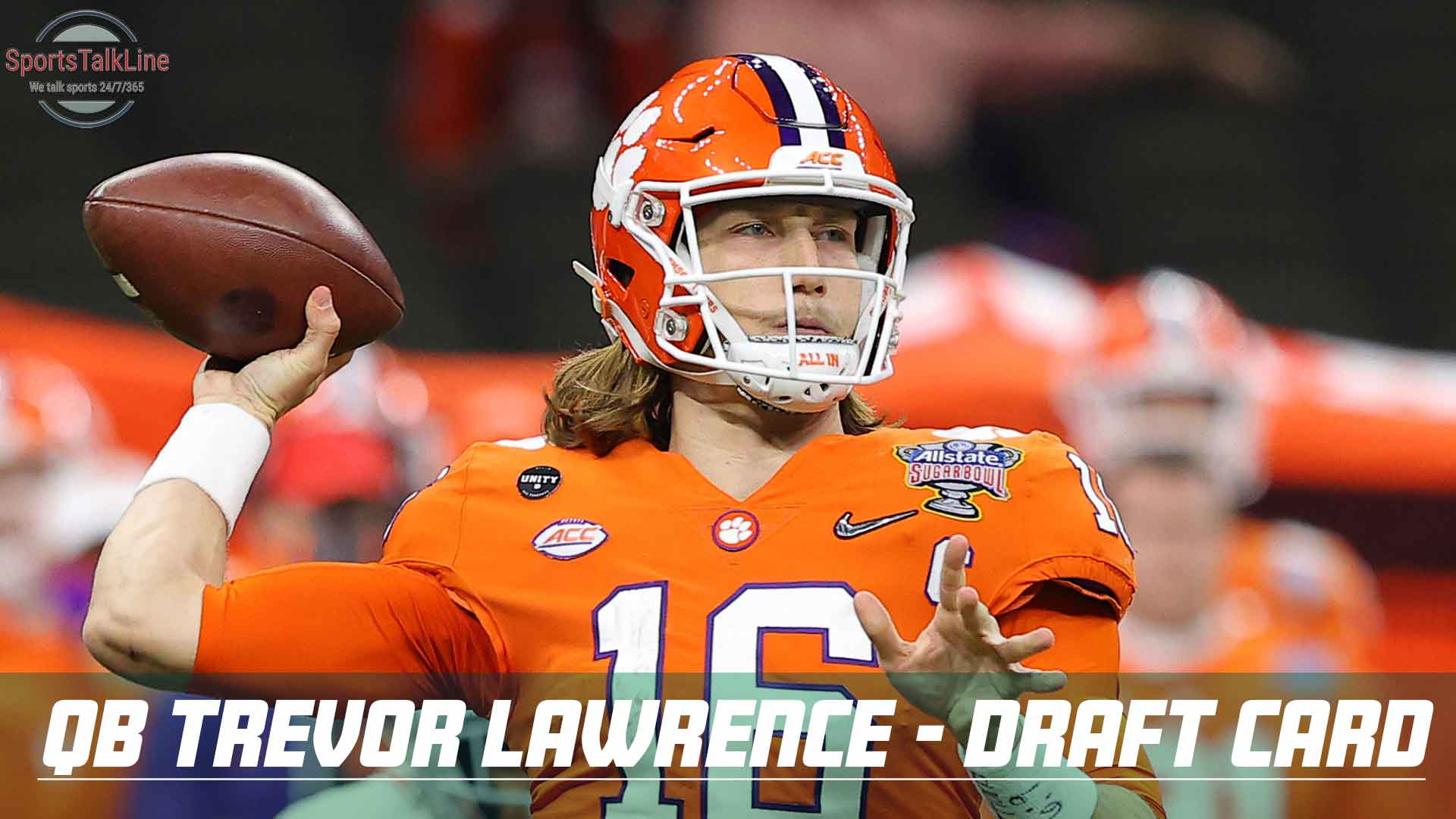 QB Trevor Lawrence Draft Profile