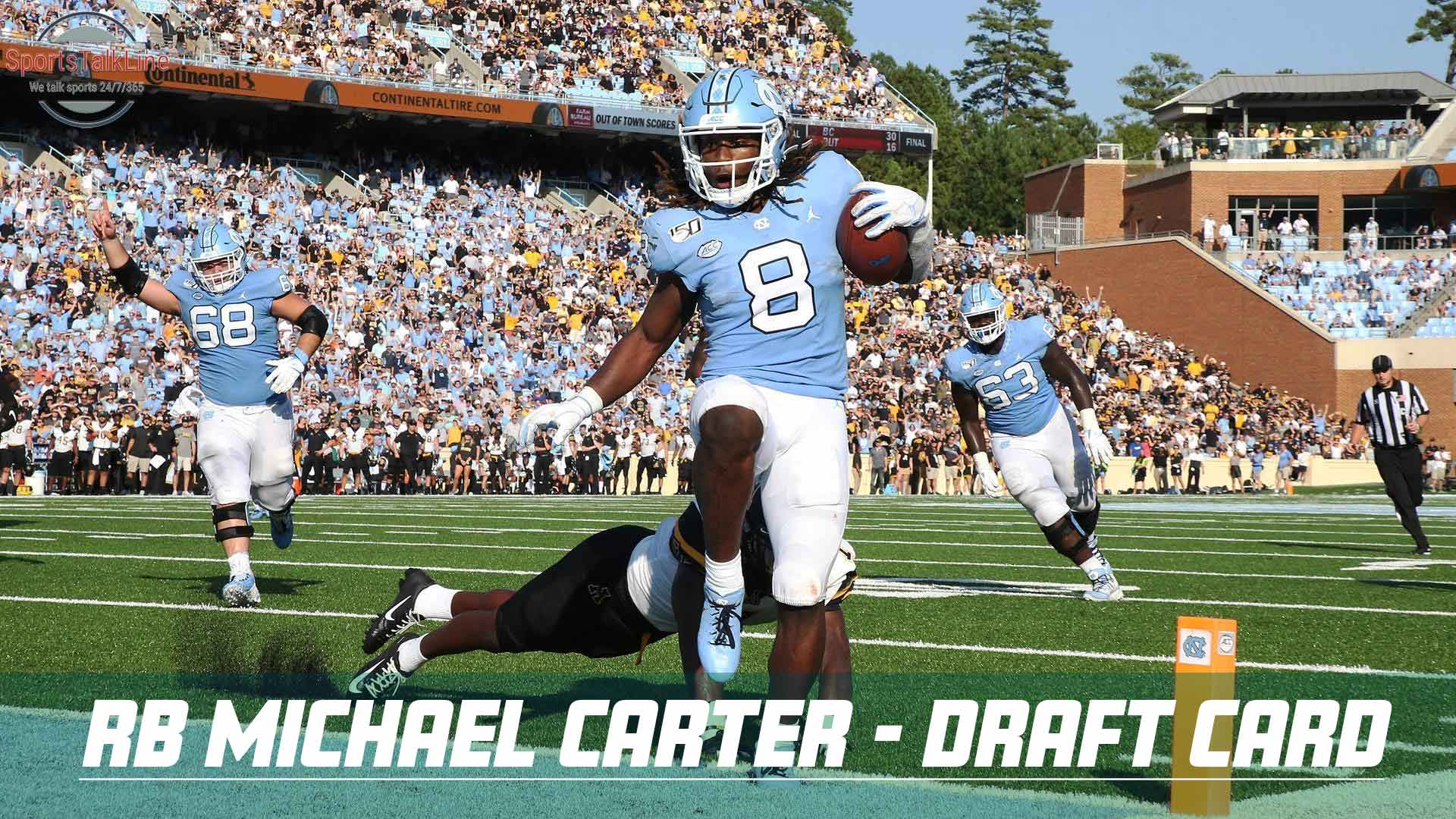 RB-Michael-Carter-Draft-Card