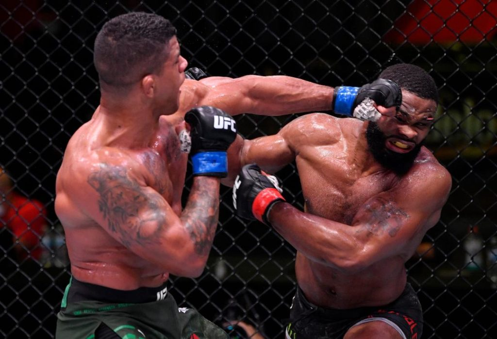 UFC 258 Preview