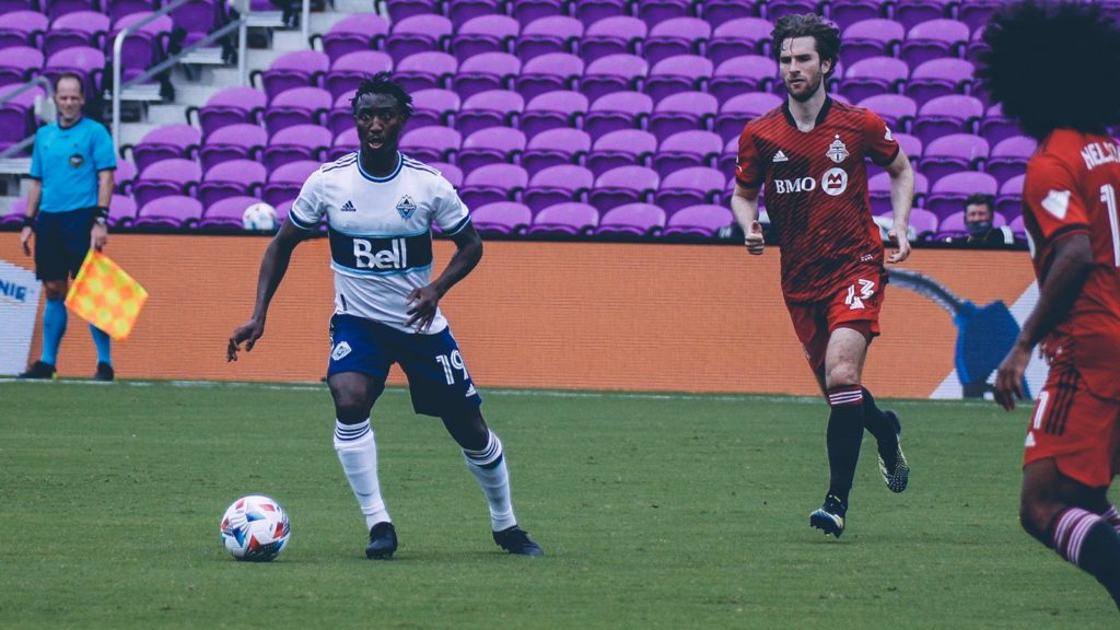 Whitecaps at Toronto FC Battle To A Bloody 2-2 Draw 1
