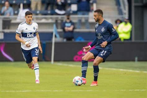 Whitecaps at Sporting KC Dominated 3-0 Thanks To A Brace From Alan Pulido 3