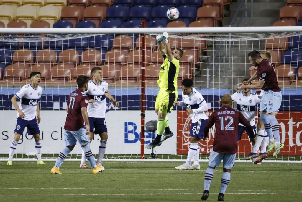 A Rapid Is More Powerful Than A Wave As The Whitecaps Fall 1-0 To Colorado 1