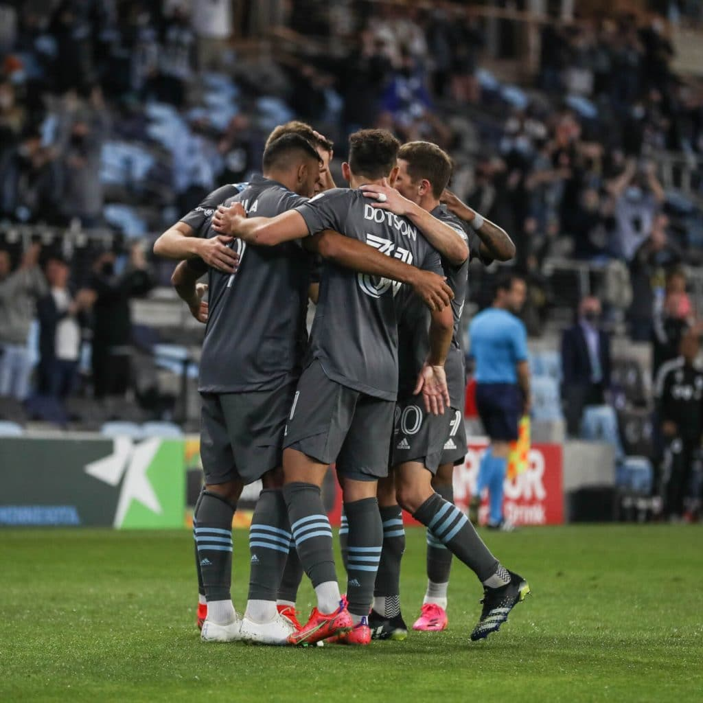 """""""Don't Look Back In Anger"""" As The Whitecaps Fall 1-0 Vs Minnesota United In A Mid Week Match 3"""