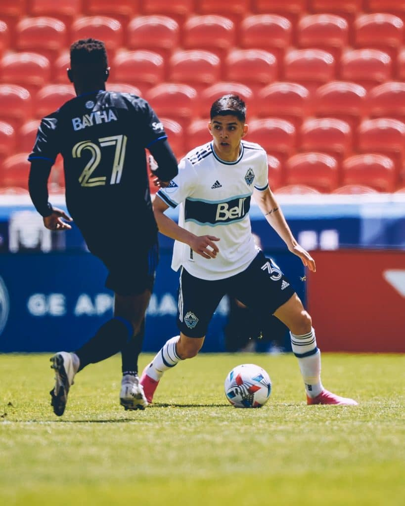 A 2-0 Whitecaps Win Vs CF Montreal Thanks To A Dangerous Impact From Set Pieces 3