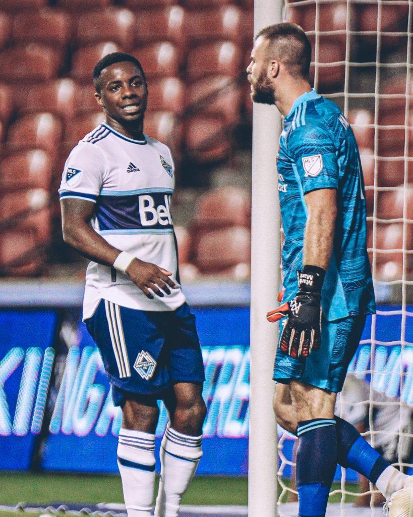 Vancouver Whitecaps Vs Houston Dynamo Battle to A 0-0 Draw: It's 1 Point Right! 2