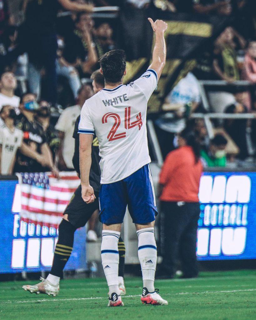 Whitecaps at LAFC