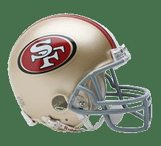 san_francisco_49ers_helmet