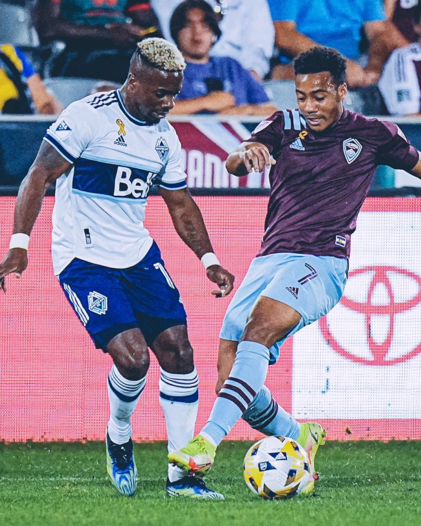 Whitecaps At Rapids Battle To A Hard Fought 1-1 Draw 2