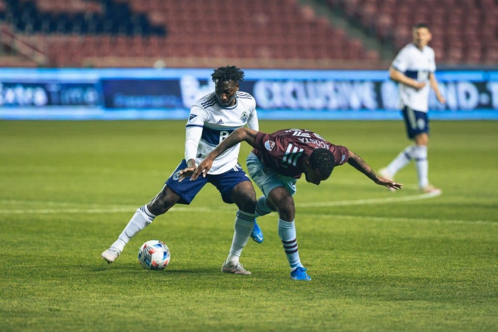 Whitecaps at Rapids Preview Sunday, Sept 19th: The Caps Try And Be The More Powerful Force 2