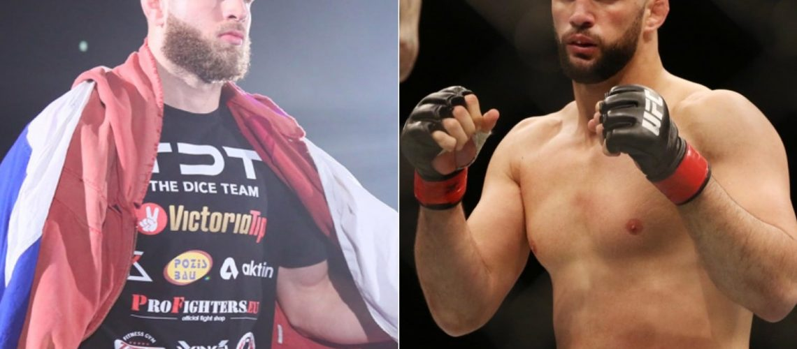Prochazka's Debut In UFC Ends In 2nd Round