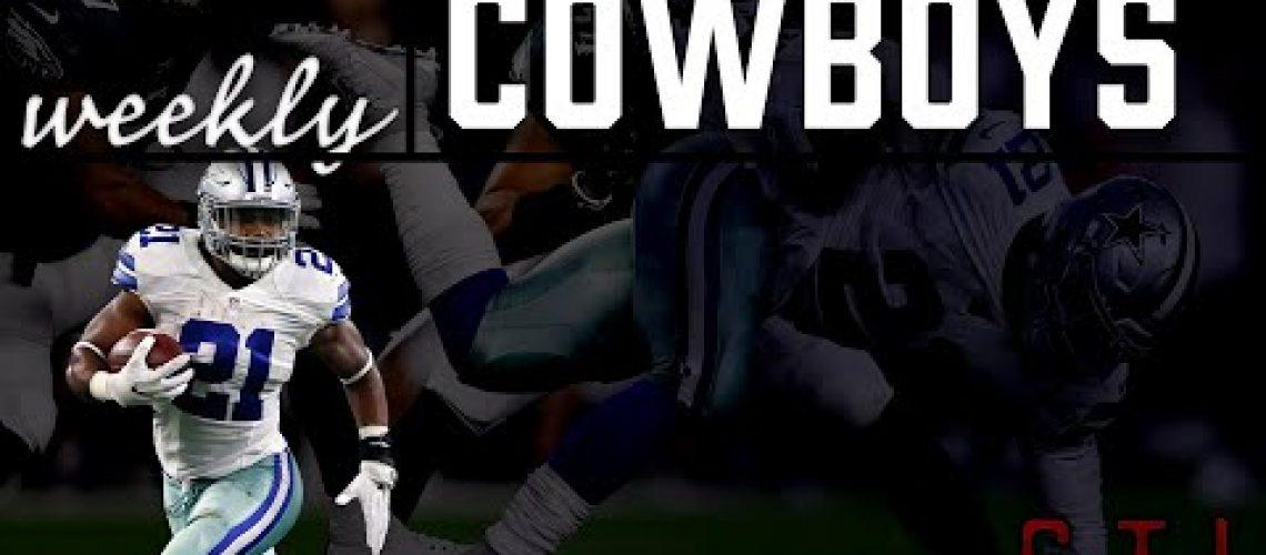 Dallas Cowboys Weekly