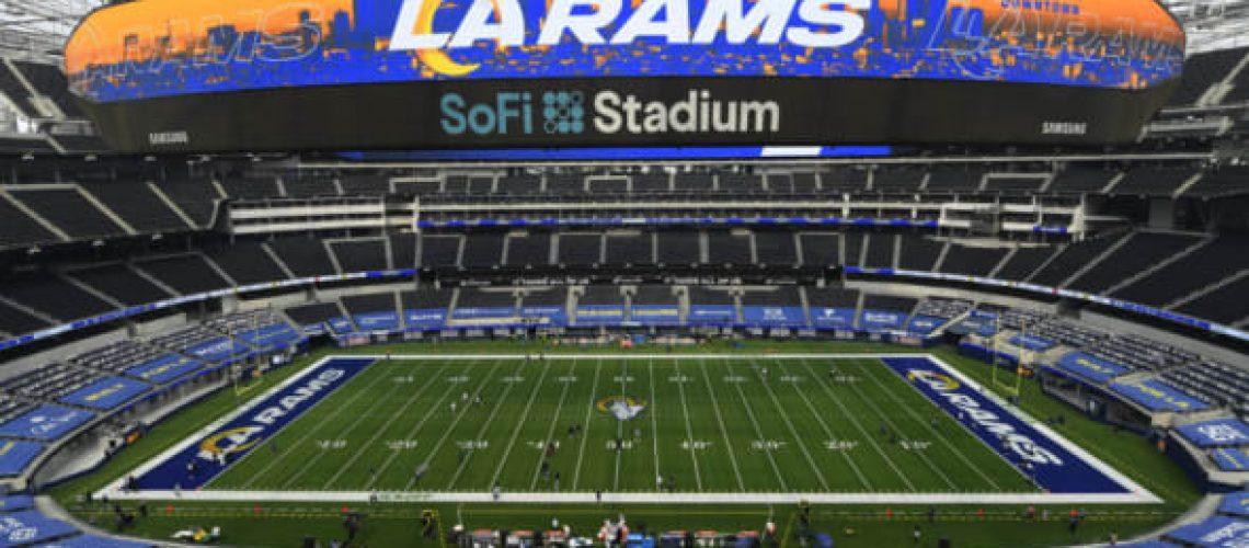 LA Rams Sofi Stadium