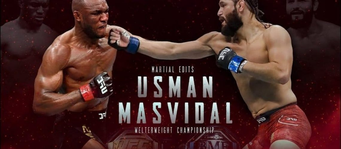 UFC 251 Masvidal Was No Match For Usman